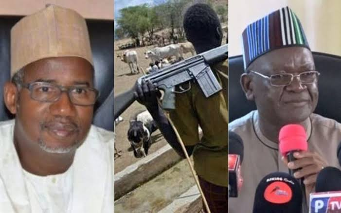 """""""Which Law Permits Herders To Carry AK-47?"""" - Governor Ortom Tackles Bala Mohammed 1"""
