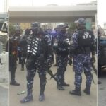 Police Tighten Security At Lekki Toll Gate Ahead Of Saturday's Protest In Lagos [Video] 13
