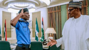 NBA Drags Buhari To Court For 'Unconstitutional' Extension Of IGP Adamu's Tenure 2
