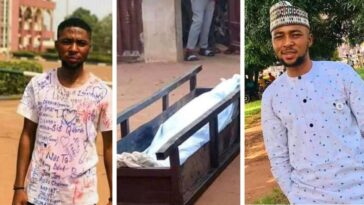 Kogi Fresh Graduate Dies While Returning From Burial Ceremony Of His Friend's Mom 10