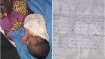 Katsina Woman Dumps Her Newborn Baby After She Was Abandoned By The Child's Father 3