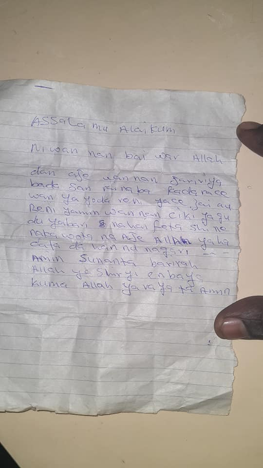 Katsina Woman Dumps Her Newborn Baby After She Was Abandoned By The Child's Father 4