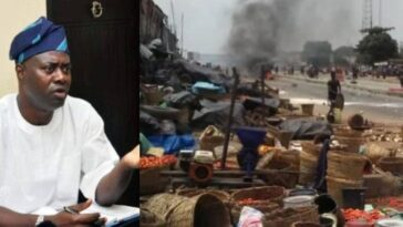 Oyo: Governor Makinde Shuts Down Shasha Market As Yoruba And Hausa Clash In Ibadan 2
