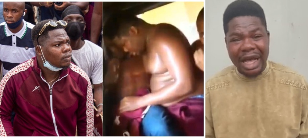 """""""We Were Stripped Naked, Beaten And Threatened By Police"""" - Comedian Mr Macaroni [Video] 1"""