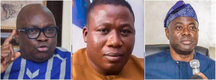 Oyo Crisis: Fayose Defends Sunday Igboho, Says Makinde Needs To Be More Proactive 1