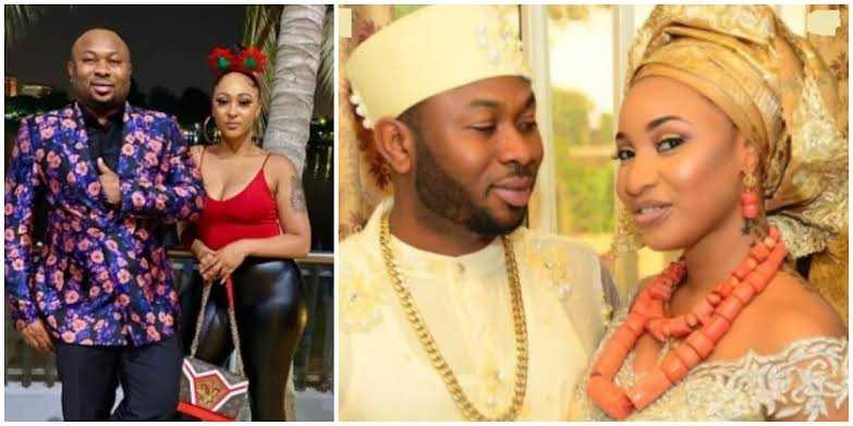 Tonto Dikeh's Ex-Husband, Olakunle Churchill Marries Rosy Meurer Who Wrecked Their Marriage 1