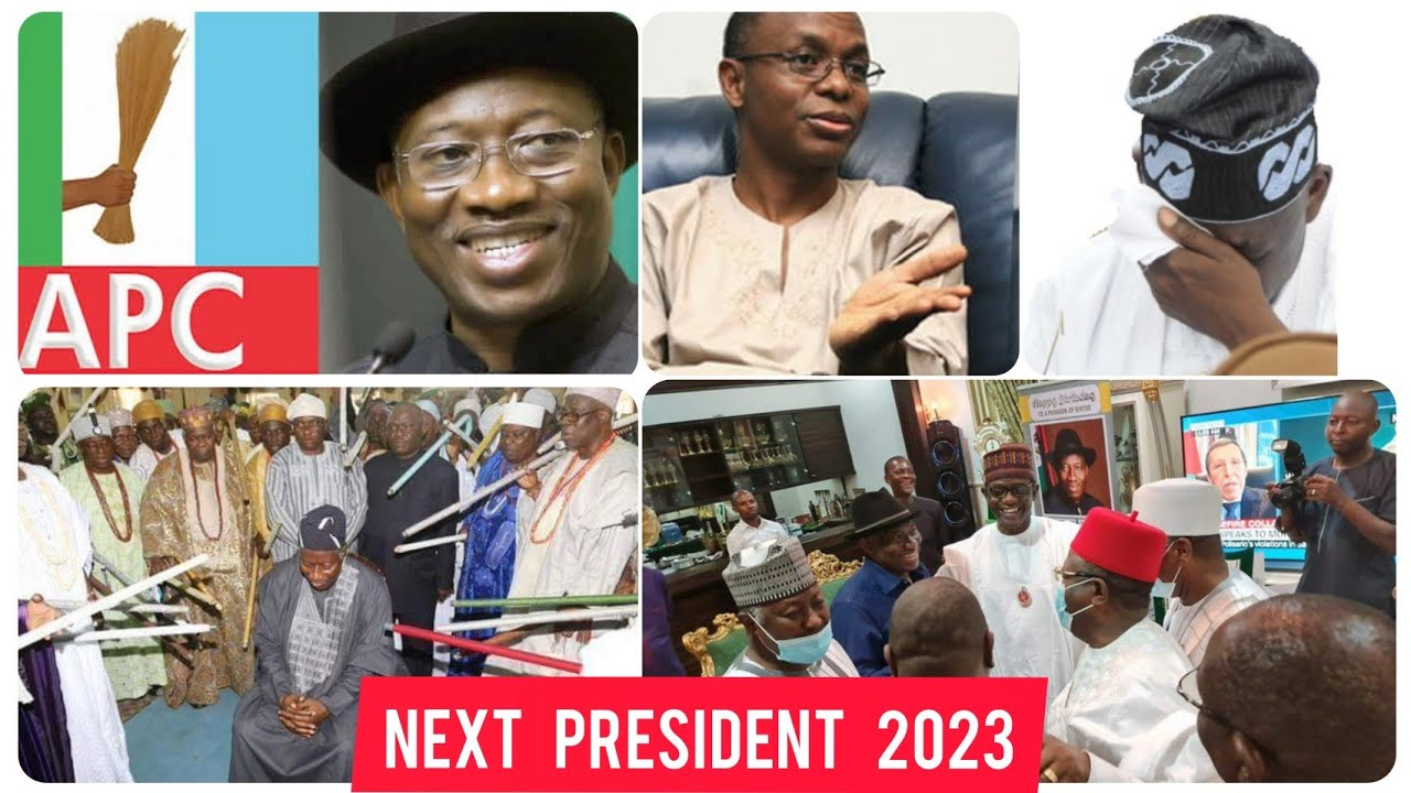 APC Reportedly Planning To Pair Jonathan With El-Rufai For 2023 Presidential Ticket 1