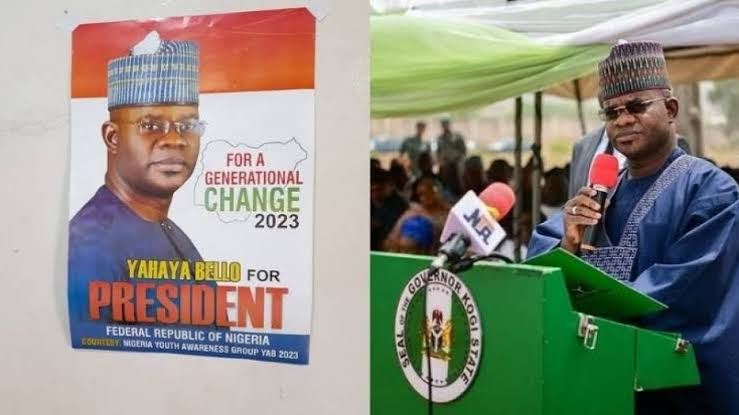 """""""We're Tired Of Recycled Leaders'' - Arewa Youths Urges Yahaya Bello To Run For 2023 Presidency 1"""