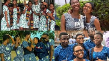 Ghana Introduces 'Ankara' As School Uniforms In Order To Promote African Prints [Photos] 13