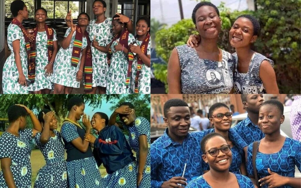 Ghana Introduces 'Ankara' As School Uniforms In Order To Promote African Prints [Photos] 1