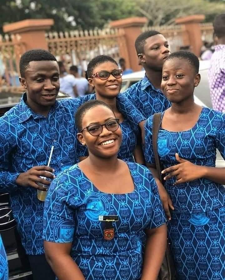 Ghana Introduces 'Ankara' As School Uniforms In Order To Promote African Prints [Photos] 2