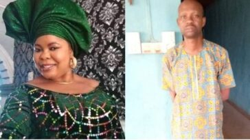 Infidelity: Ogun LG Staff Stabs Wife To Death Over Suspicious Text Messages On Her Phone 7