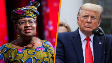 I Was Surprised When Donald Trump Opposed My WTO Appointment - Ngozi Okonjo-Iweala 2
