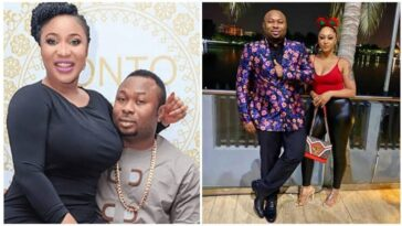 Rosy Meurer Replies Those Against Her Marriage To Tonto Dikeh's Ex-Husband, Olakunle Churchill 5