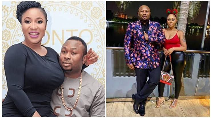 Rosy Meurer Replies Those Against Her Marriage To Tonto Dikeh's Ex-Husband, Olakunle Churchill 1