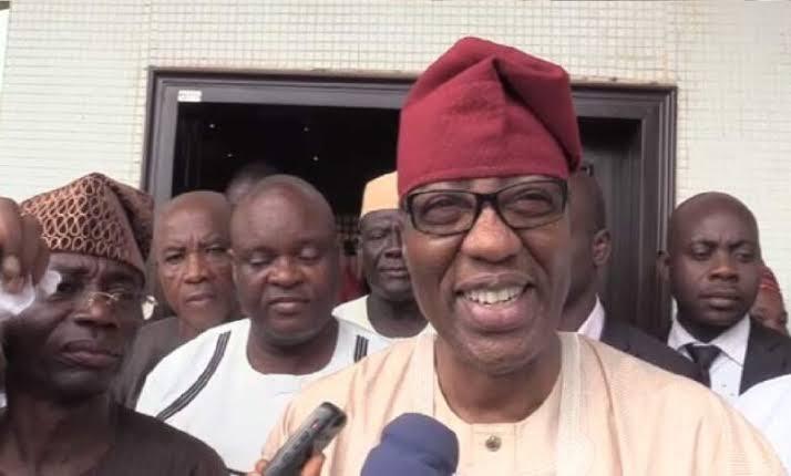 Ogun Ex-Governor And Atiku's Campaign Manager, Gbenga Daniel Dumps PDP For APC 1