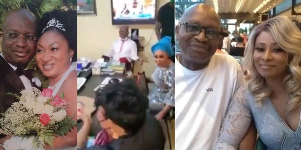 Estranged Wife Fights 'Side Chick' In DPO's Office While Husband Calmly Watches [Video] 1
