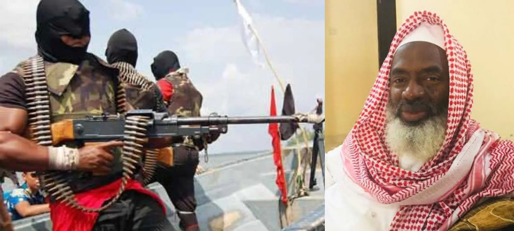 """""""It's Insulting And Provocative To Compare Us To Bandits"""" - Niger Delta Militants Relies Gumi 1"""