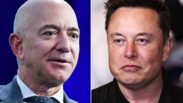 Jeff Bezos Overtakes Elon Musk To Reclaim His Title Of World's Richest Person 7