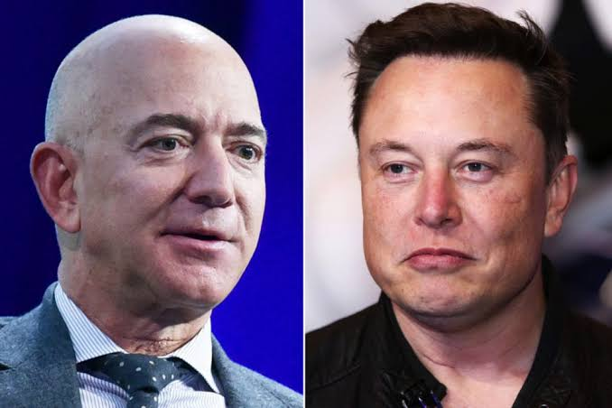 Jeff Bezos Overtakes Elon Musk To Reclaim His Title Of World's Richest Person 1
