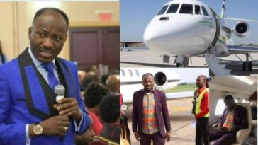 I Bought My Third Private Jet While Praying For COVID-19 Not To End - Apostle Suleman [Video] 2