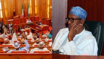 Nigerian Senate Asks President Buhari To Declare State Of Emergency On Insecurity 7