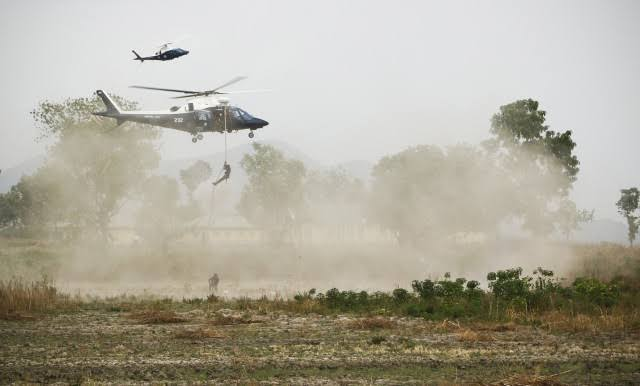 Tension In Imo As Nigerian Army Conducts Air Strikes In Orlu In Search Of ESN [Video] 1