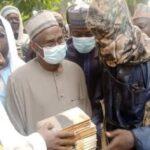 Sheikh Gumi Meets Bandits Who Kidnapped Kagara Students In Niger State [Photos] 28