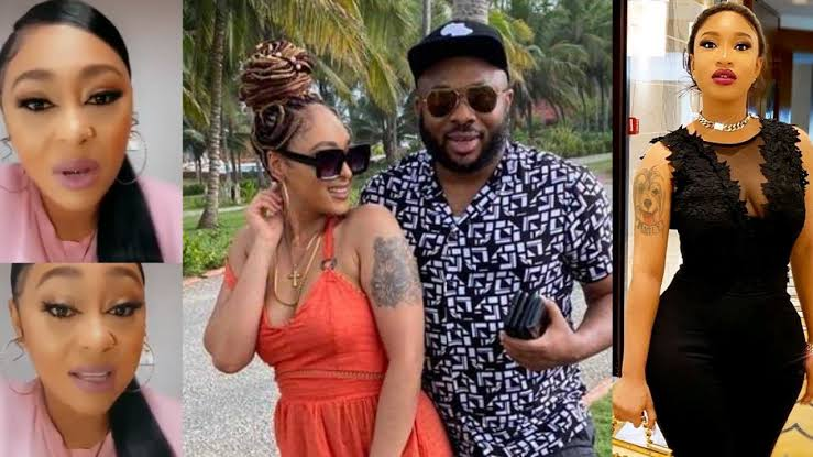 Churchill's Failed Marriage To Tonto Dikeh Has Nothing To Do With Me - Rosy Meurer [Video] 1