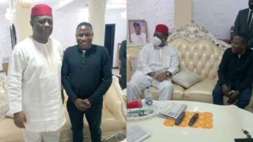 Fani-Kayode Visits Sunday Igboho, Says Nigerians Should Be Permitted To Carry Guns 11