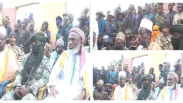Sheikh Gumi Asks Nigerian Government To Give Repentant Bandits 'Blanket Amnesty' [Video] 7