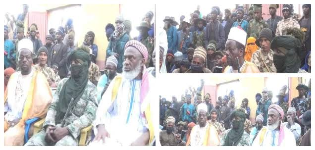 Sheikh Gumi Asks Nigerian Government To Give Repentant Bandits 'Blanket Amnesty' [Video] 1