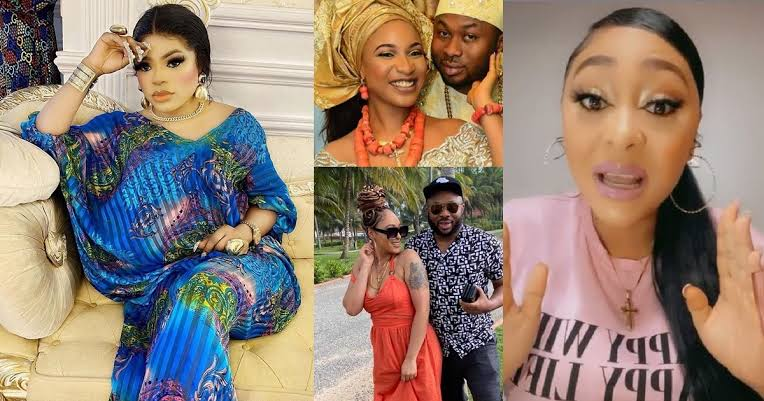 Rosy Meurer Has Clinched The Title Of Number One 'Husband Snatcher' This Year - Bobrisky 1