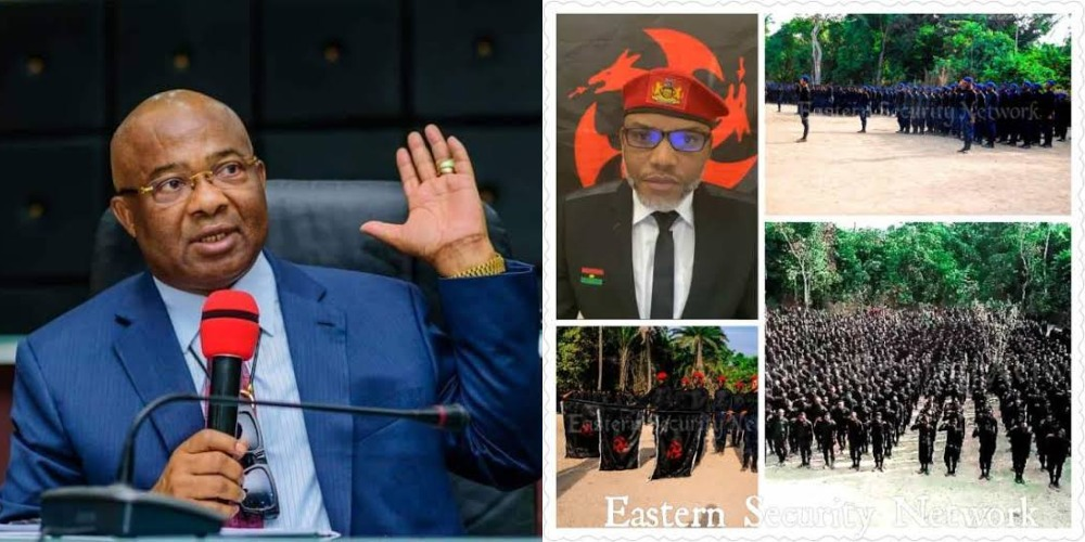 Hope Uzodinma Admits Inviting Military To Orlu, Vows To Charge ESN Members With Murder 1