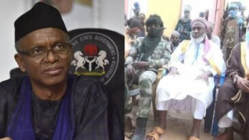 Bandits Who Met With Sheikh Gumi Vow To Deal With El-Rufai, Threaten More Attacks In Kaduna 1