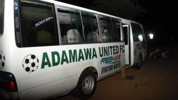 Gunmen Attacks Adamawa United Bus, Kidnaps Driver On Their Way To Lagos 2