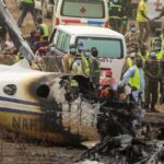 Nigerian Military Aircraft Crashes At Abuja Airport, Kills All Seven Personnel Onboard [Video] 27