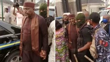 Senator Rochas Okorocha Arrested For Unsealing Property Seized By Imo Government [Video] 5