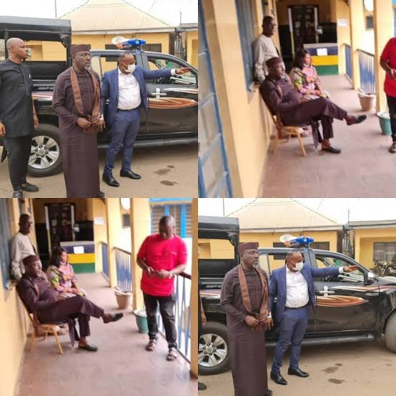Senator Rochas Okorocha Arrested For Unsealing Property Seized By Imo Government [Video] 2