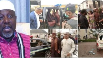 """I Was Attacked By Thugs, They Cut My 'Boys' With Machetes"" - Okorocha Speaks After His Arrest 4"