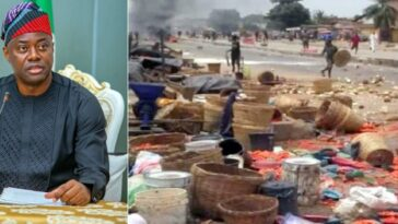 Oyo Government Reportedly Gives N2,000 Each To Yoruba Victims Of Shasha Market Crisis 6