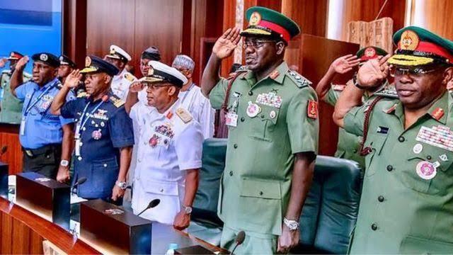 Nigerian Senate Confirms Buratai, Other Former Service Chiefs As Ambassadors 1
