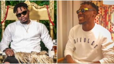 Nigerians Reacts As Former YBNL Rapper, Davolee Calls Olamide A 'Mad Man' 14