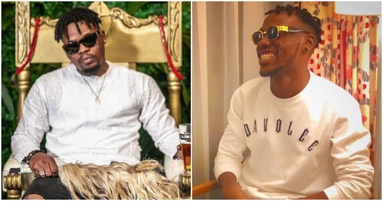 Nigerians Reacts As Former YBNL Rapper, Davolee Calls Olamide A 'Mad Man' 1