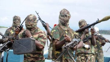 Niger Delta Militants Threatens To Destroy Infrastructures In Abuja And Lagos [Video] 12