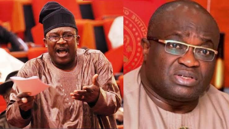 Governor Okezie Ikpeazu Of Abia Is A 'Champagne Drinking Man' - Senator Smart Adeyemi 1