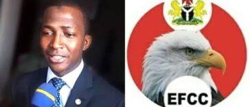Nigerian Senate Confirms Abdulrasheed Bawa As New EFCC Chairman 26