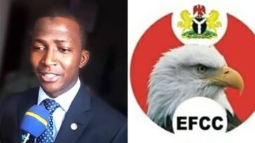 Nigerian Senate Confirms Abdulrasheed Bawa As New EFCC Chairman 10