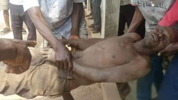 Middle Aged Man Tortured To Death After An Oracle Accused Him Of Stealing Goat In Benue 3