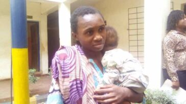 Commercial Sεx Worker Arrested For Attempting To Sell Her Baby For N40,000 In Ebonyi 9
